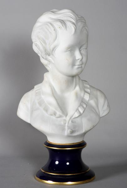 Large bust bisque, 41 cm